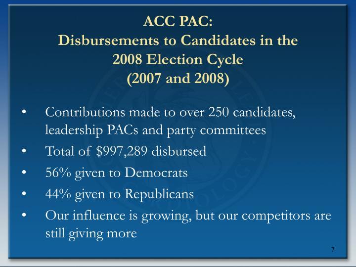 ACC PAC: