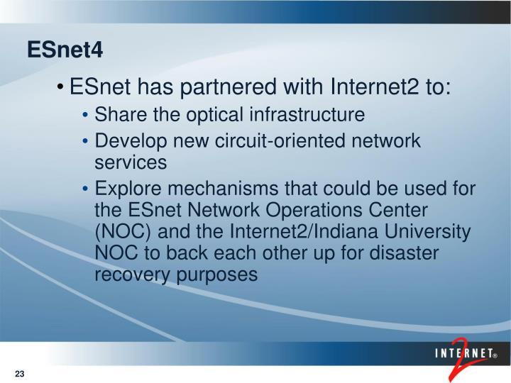 ESnet4