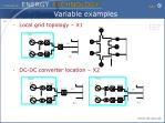 variable examples
