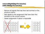 removerightedgeterminals addleftedgeterminals2
