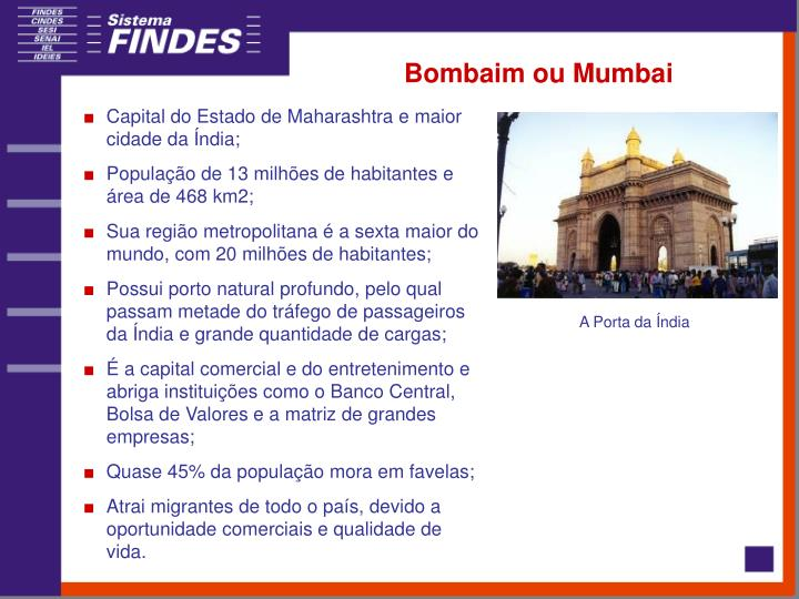 Bombaim ou Mumbai