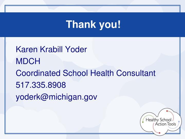 Karen Krabill Yoder