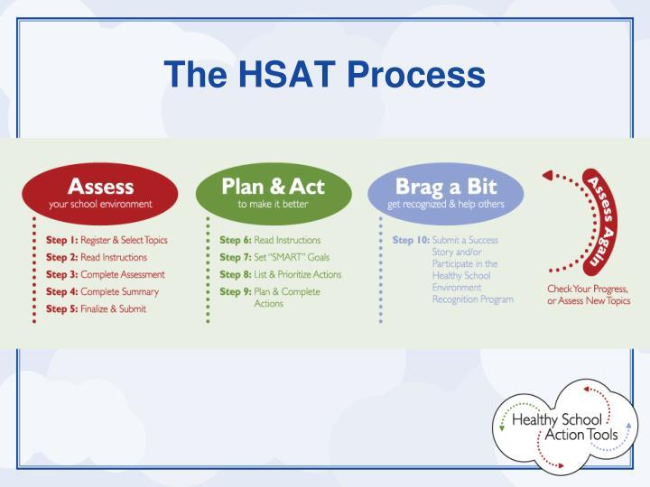 The HSAT Process