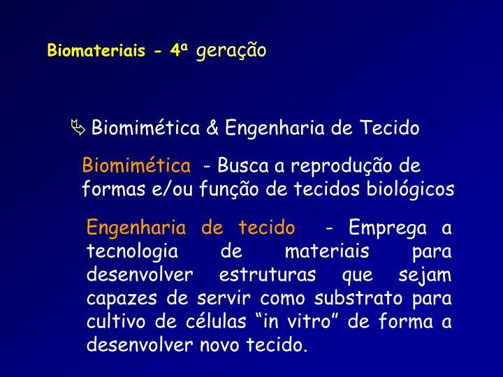 Biomateriais - 4
