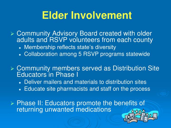 Elder Involvement