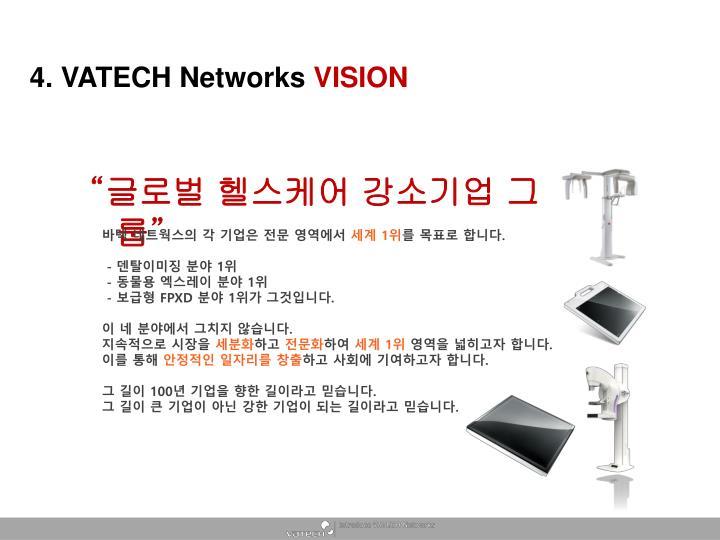 4. VATECH Networks