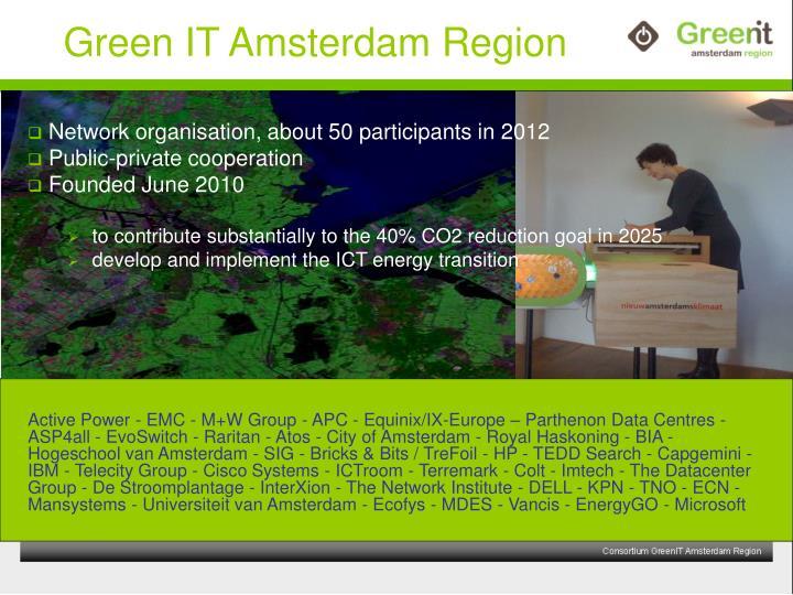 Green IT Amsterdam Region