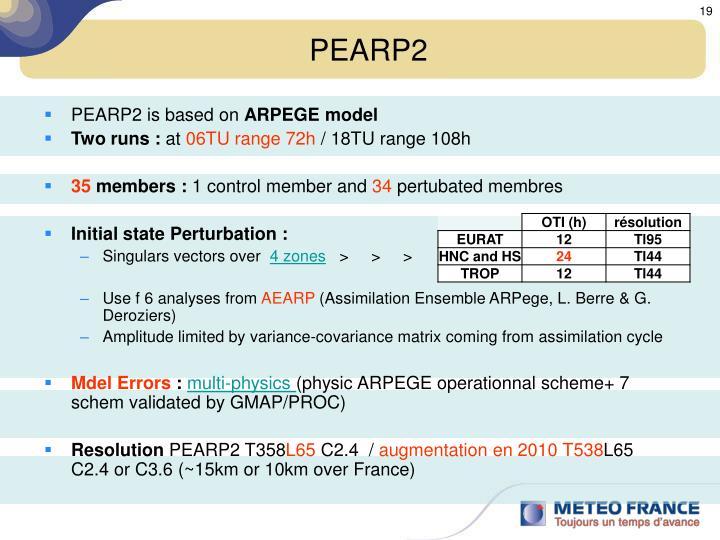PEARP2