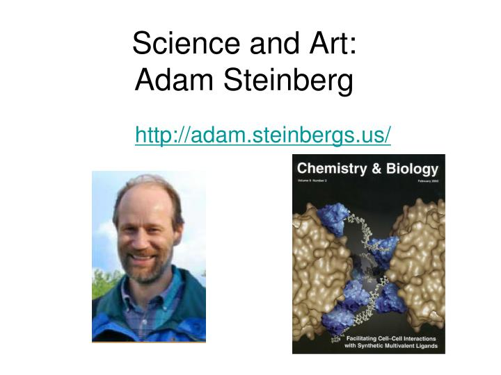 Science and Art:
