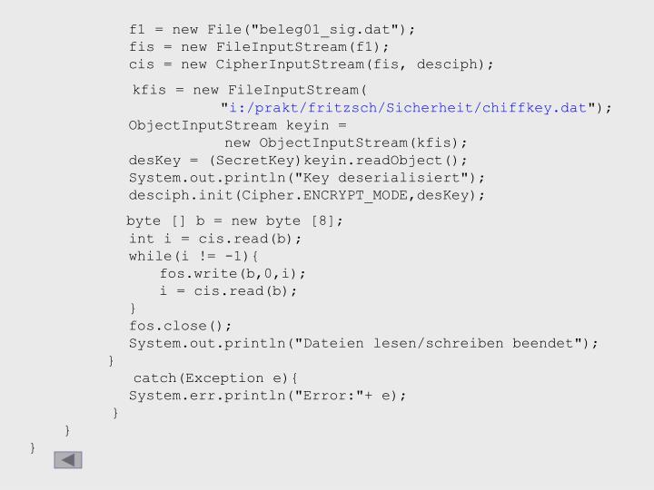 "f1 = new File(""beleg01_sig.dat"");"