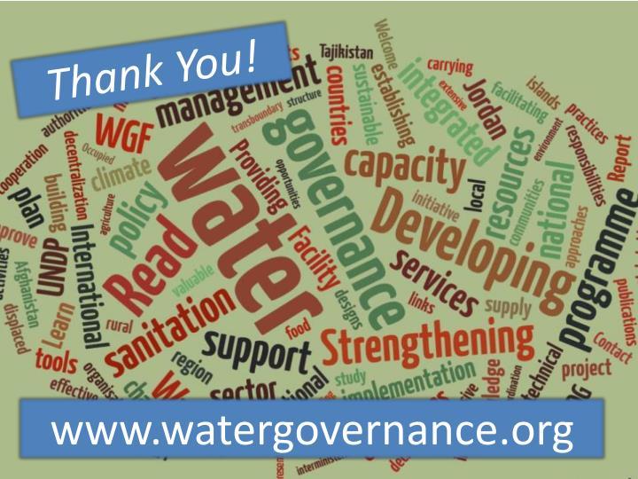 www.watergovernance.org
