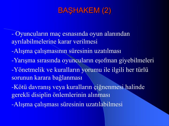 BAŞHAKEM (2)