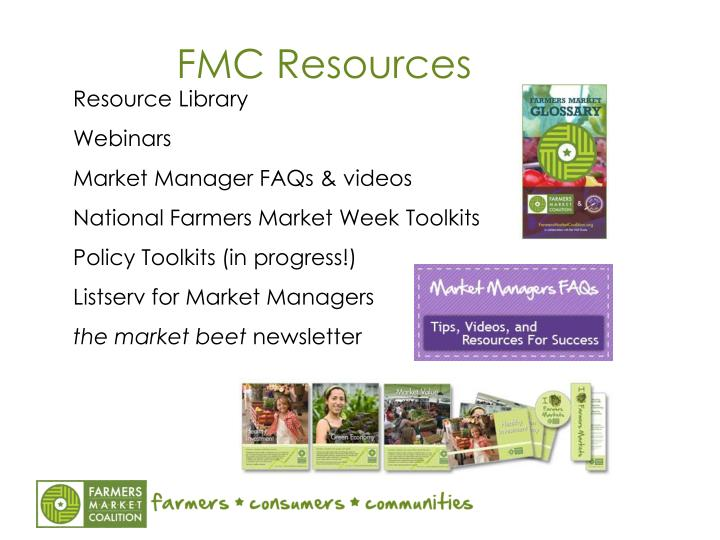FMC Resources