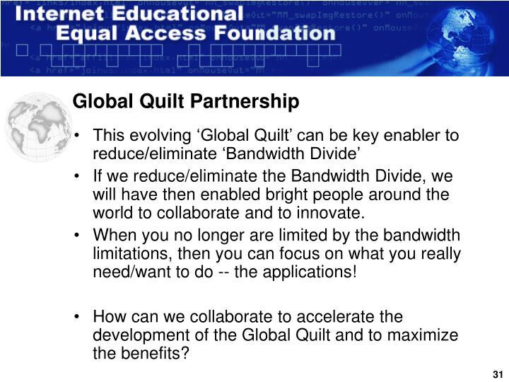 Global Quilt Partnership