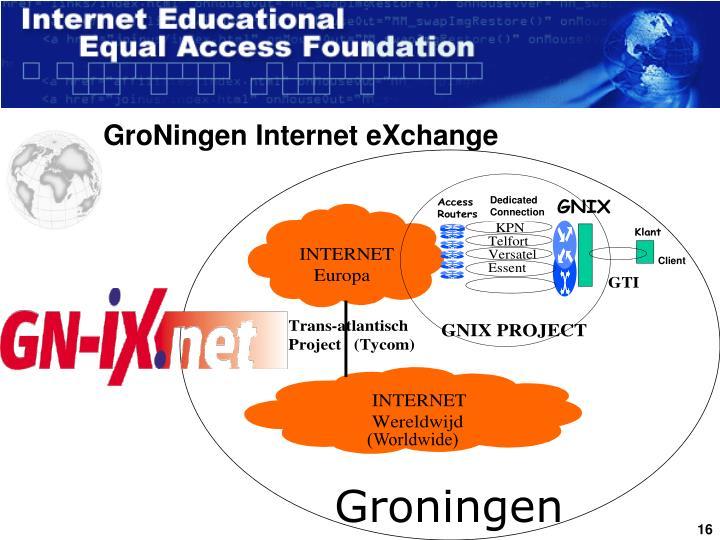 GroNingen Internet eXchange