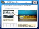 dypb upgrading 2 5