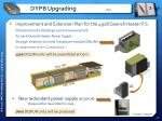 dypb upgrading 3 5