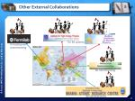 other external collaborations