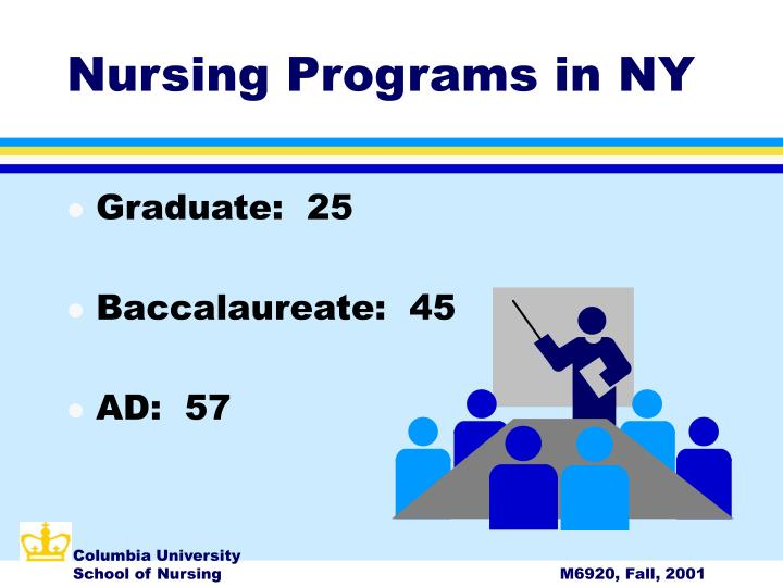 Nursing Programs in NY
