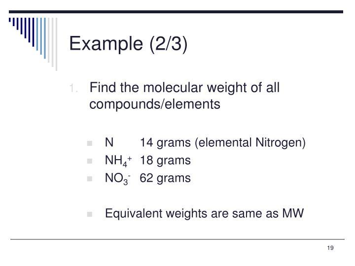 Example (2/3)