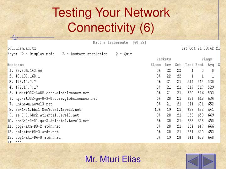 Testing Your Network Connectivity (6)