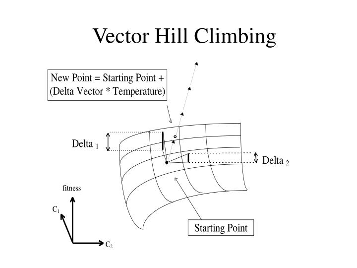 Vector Hill Climbing