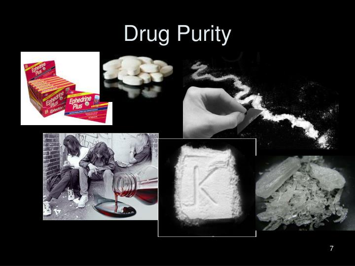 Drug Purity