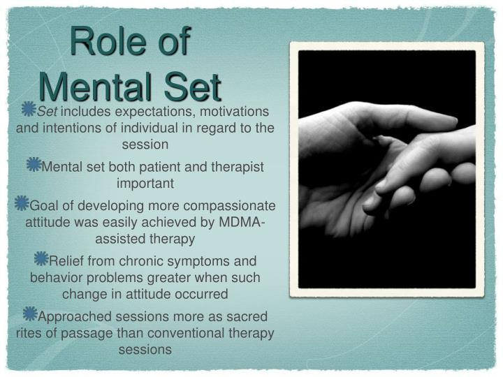 Role of Mental Set