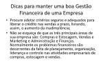 dicas para manter uma boa gest o financeira de uma empresa2