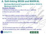 a soft linking mgs6 and markal bjertn s martinsen tsygankova eneco 39 2013 martinsen enpol 2011