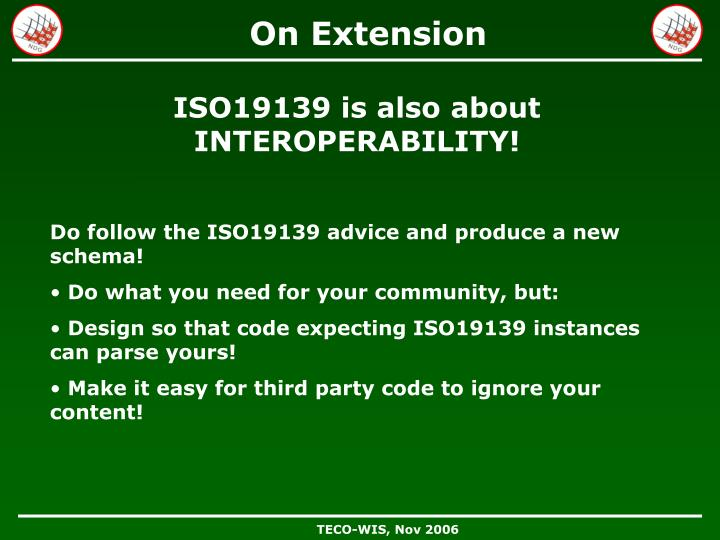 On Extension