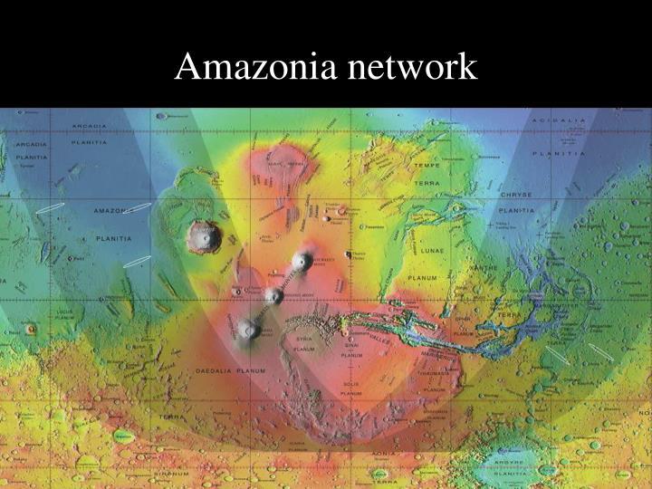 Amazonia network