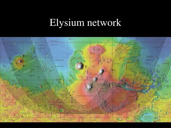 Elysium network