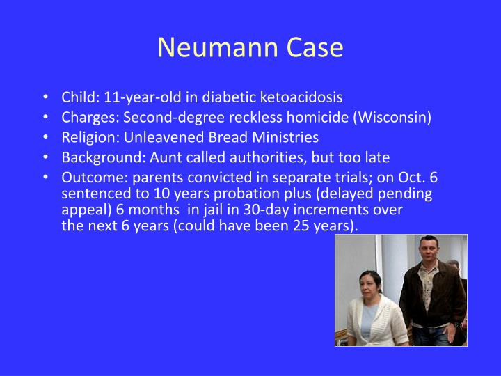 Neumann Case