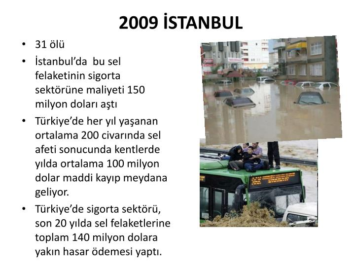 2009 İSTANBUL