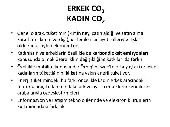 ERKEK CO