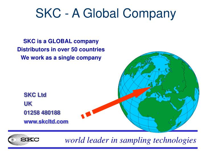 skc a global company
