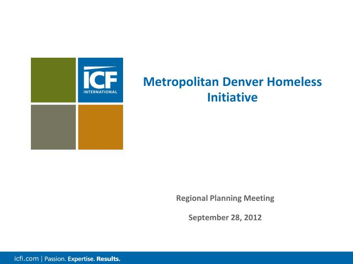 metropolitan denver homeless initiative n.