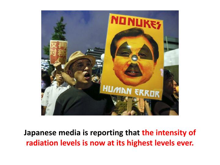 Japanese media is reporting that