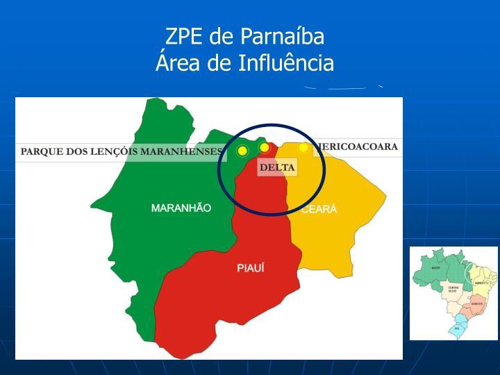 ZPE de Parnaíba
