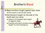 brother s blood