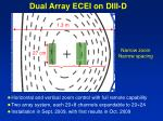 dual array ecei on diii d