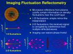 imaging fluctuation reflectometry