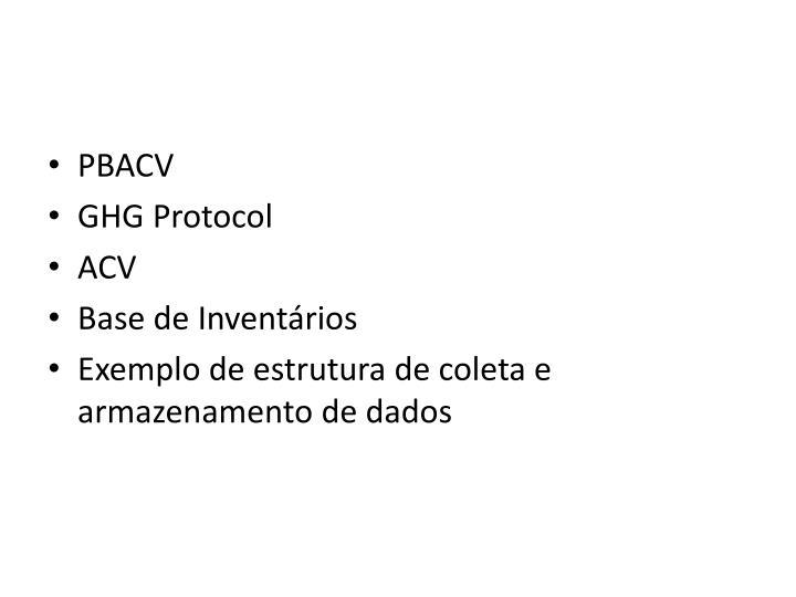PBACV