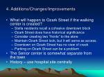 4 additions changes improvements