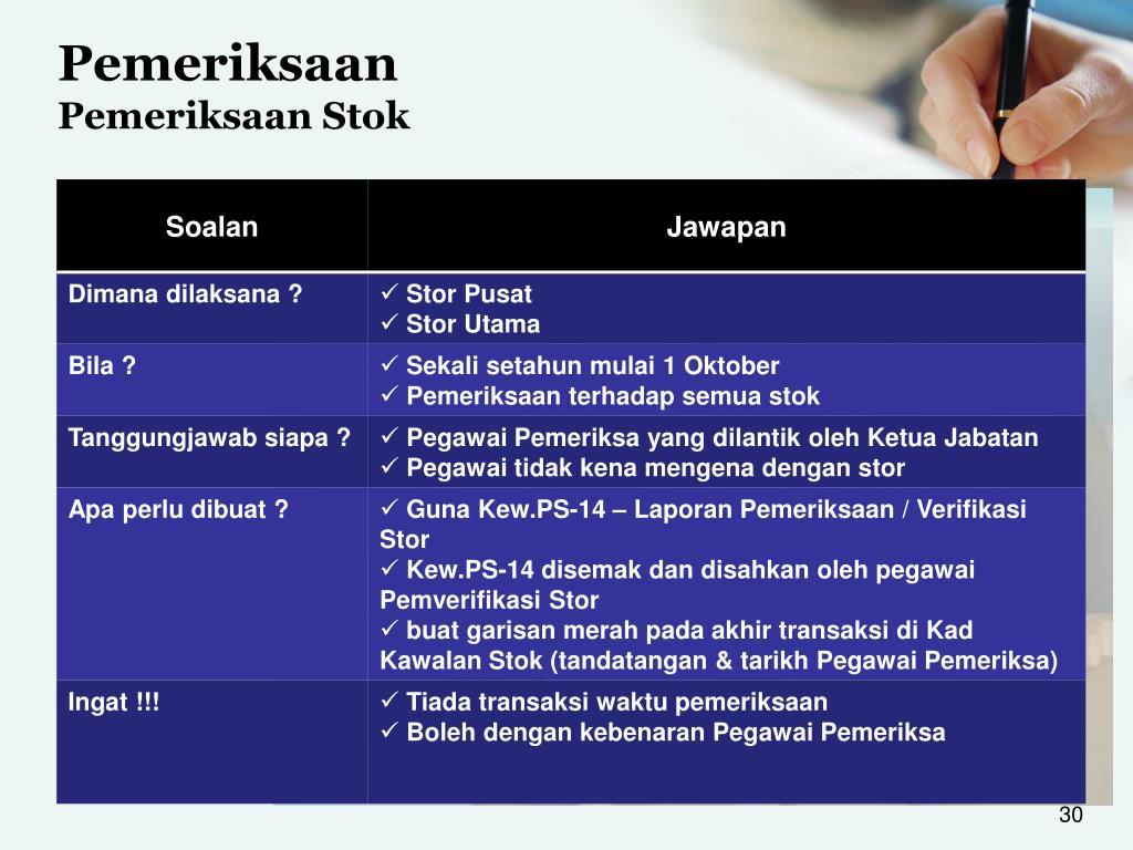 Ppt Tatacara Pengurusan Stor Kerajaan Powerpoint Presentation Free Download Id 4257686