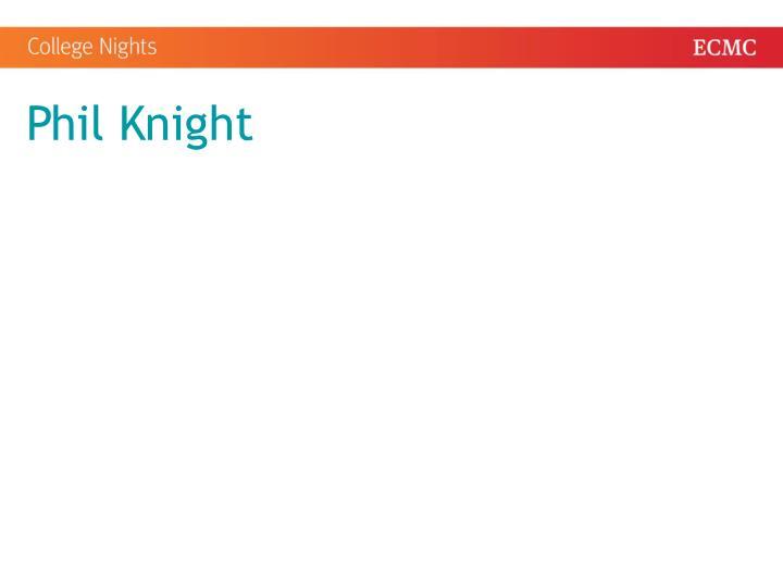 Phil Knight