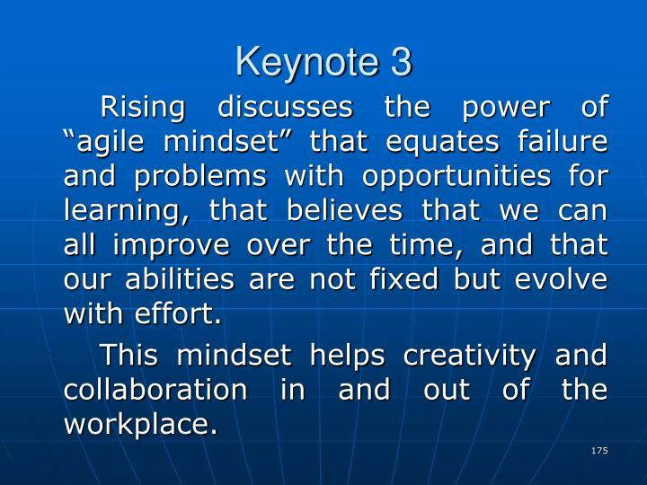 Keynote 3