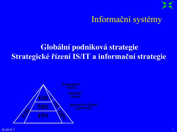 Informa n syst my