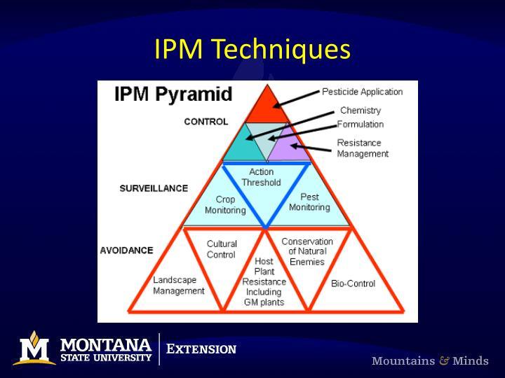 IPM Techniques